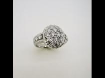 PT950ダイヤモンド(D1.19ct)リング