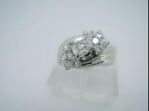 PT900ダイヤモンド1.02ct リング