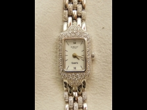 RUBIANT K18WGダイヤモンド・ウォッチ (USED)