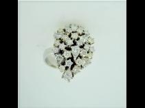 PtK18ダイヤモンド(1.37ct)リング