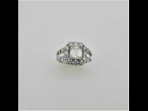 PTダイヤモンドリング(中石2.010ct KVSI 脇石1.80ct)