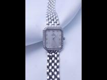 OMEGA K18WGダイヤモンド時計 (USED)