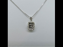 PTダイヤモンド(0.50ct)ペンダントネックレス