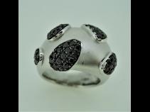 PTブラックダイヤモンド(0.74ct)リング