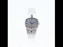 ROLEX K18WG ダイヤモンド時計 (USED)