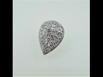 K18WGダイヤモンド(3.00ct)リング