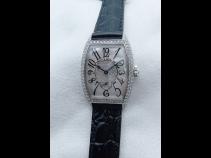 FRANCK MULLER K18WGダイヤモンド時計 (USED)