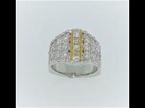 K18ダイヤモンド(0..88ct)リング