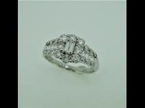 PTダイヤモンド(1.0ct)リング