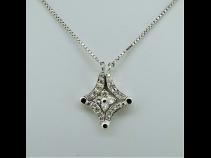 PTダイヤモンド(0.51ct)ペンダントネックレス2WAY
