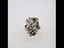 PTダイヤモンド(4.13ct)リング