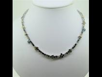 K18WGダイヤモンド(22.0ct)ネックレス