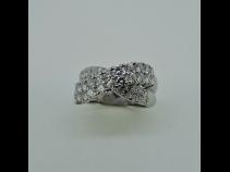 PT900ダイヤモンド(1.27ct)リング