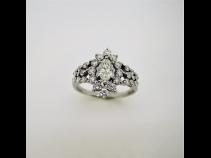 PTダイヤモンド(0.52ct 0.47ct)リング