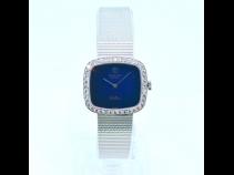 ROLEX K18 ダイヤモンド時計(ホワイト仕上) (USED)