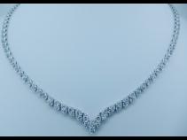 PTWGダイヤモンドネックレス 5.0ct