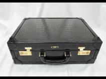 ジャルダンデサック クロコダイルトランクケース (USED)