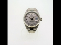 ROLEX K18WGデイトジャストダイヤモンドウォッチ (USED)