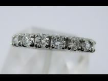 PTダイヤモンド(1.50ct)ハーフエタナリィリング