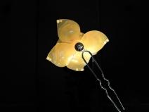 オリジナル花かんざし